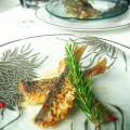 サヴォロ(揚げ魚のギリシャ風マリネ)写真