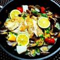 真鯛と野菜のジャパニーズブレゼ写真
